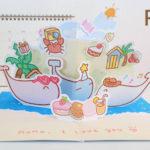 """KURO POP UP CARD : มาสนุกกับการทำ""""ป๊อบอัพ การ์ด"""" กันเถอะ!!"""