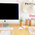 Desk Decoration : มาจัดโต๊ะทำงานกันเถอะ :D